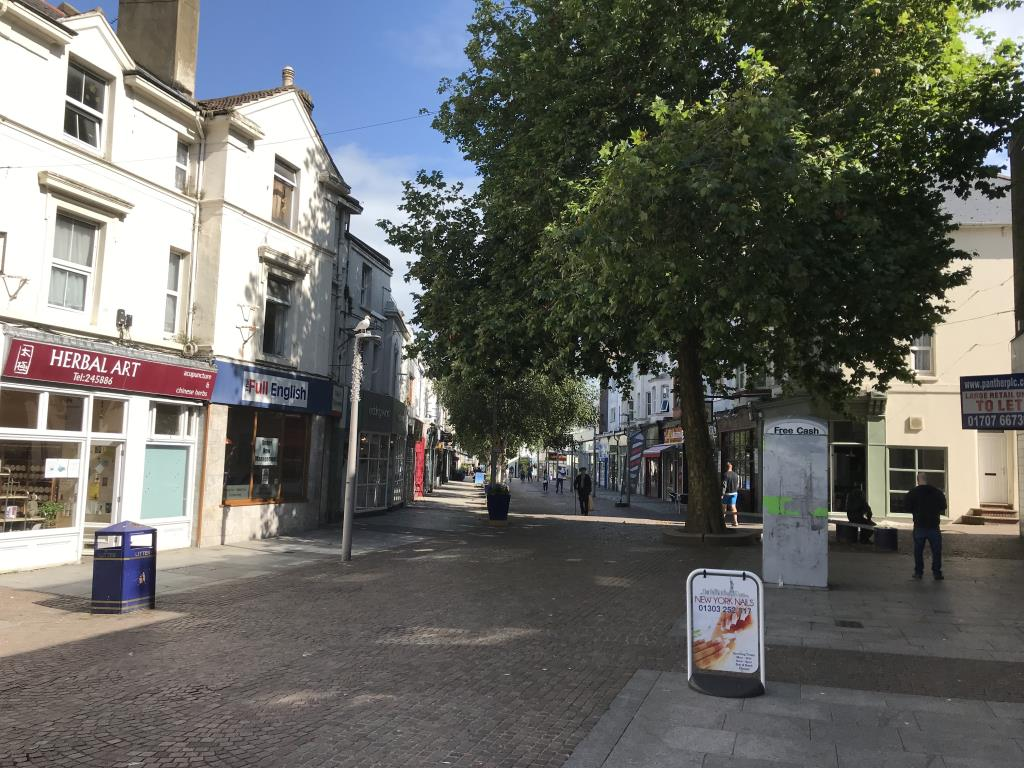 Mixed Commercial/Residential - Folkestone Area