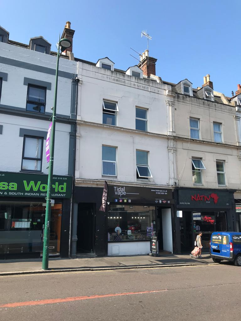 Mixed Commercial/Residential - Bournemouth & Poole Areas