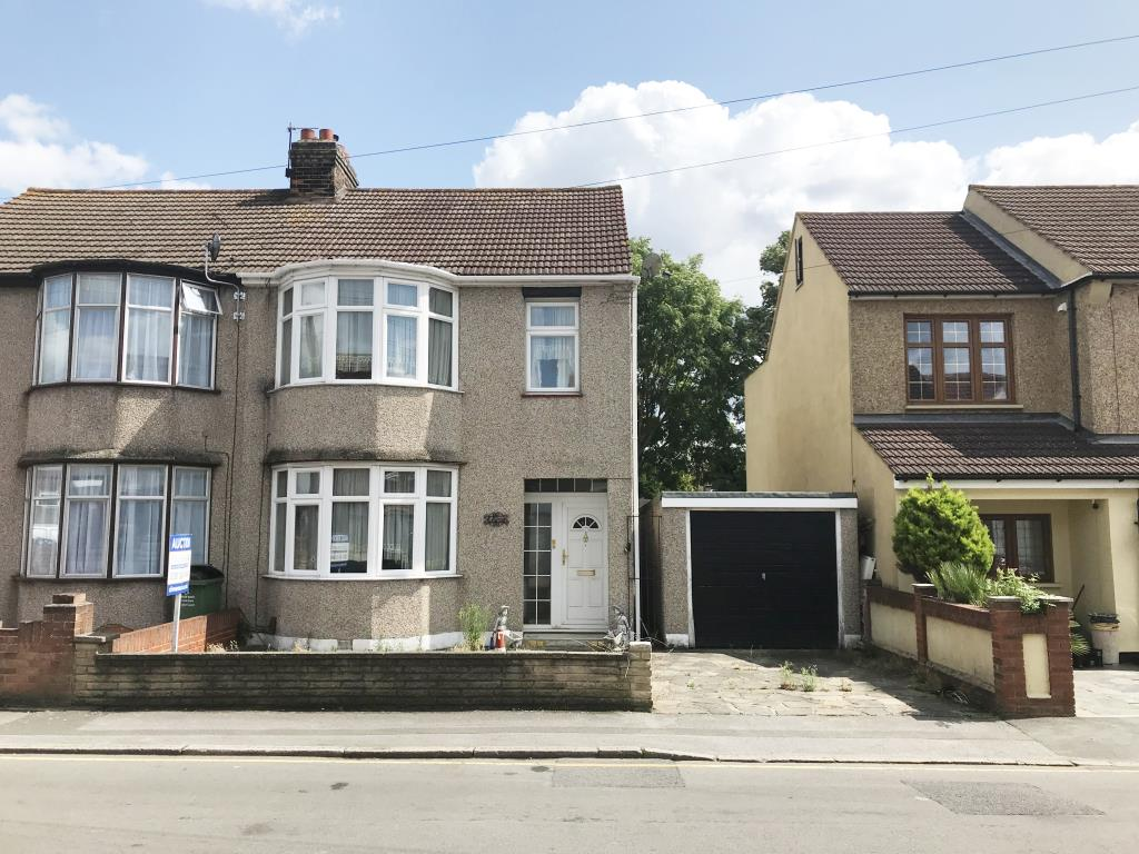 Vacant Residential - Romford