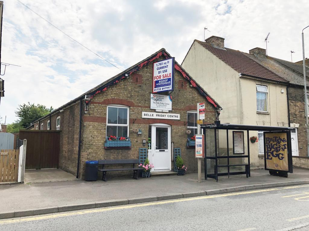 Vacant Commercial - Swale Area