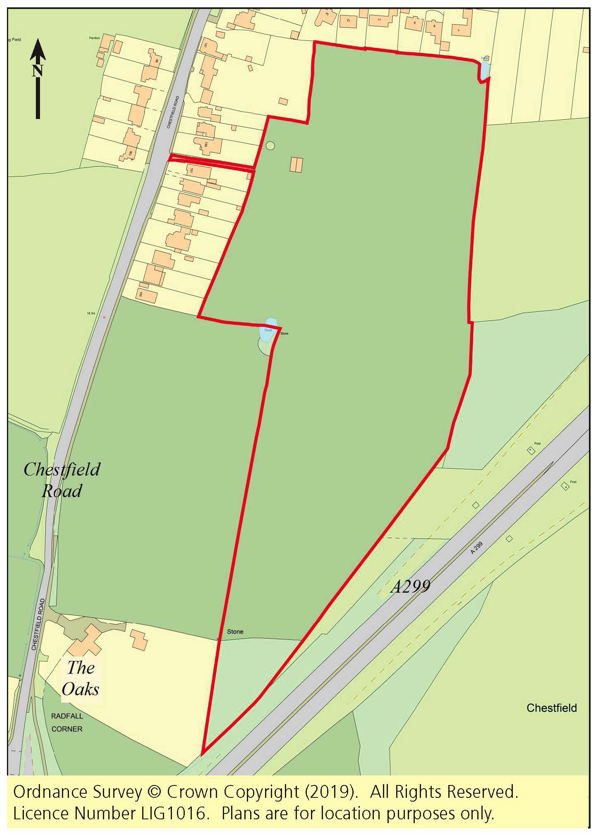 Vacant Land - Herne Bay & Whitstable Areas