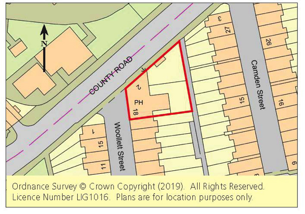 Vacant Commercial - Maidstone Area