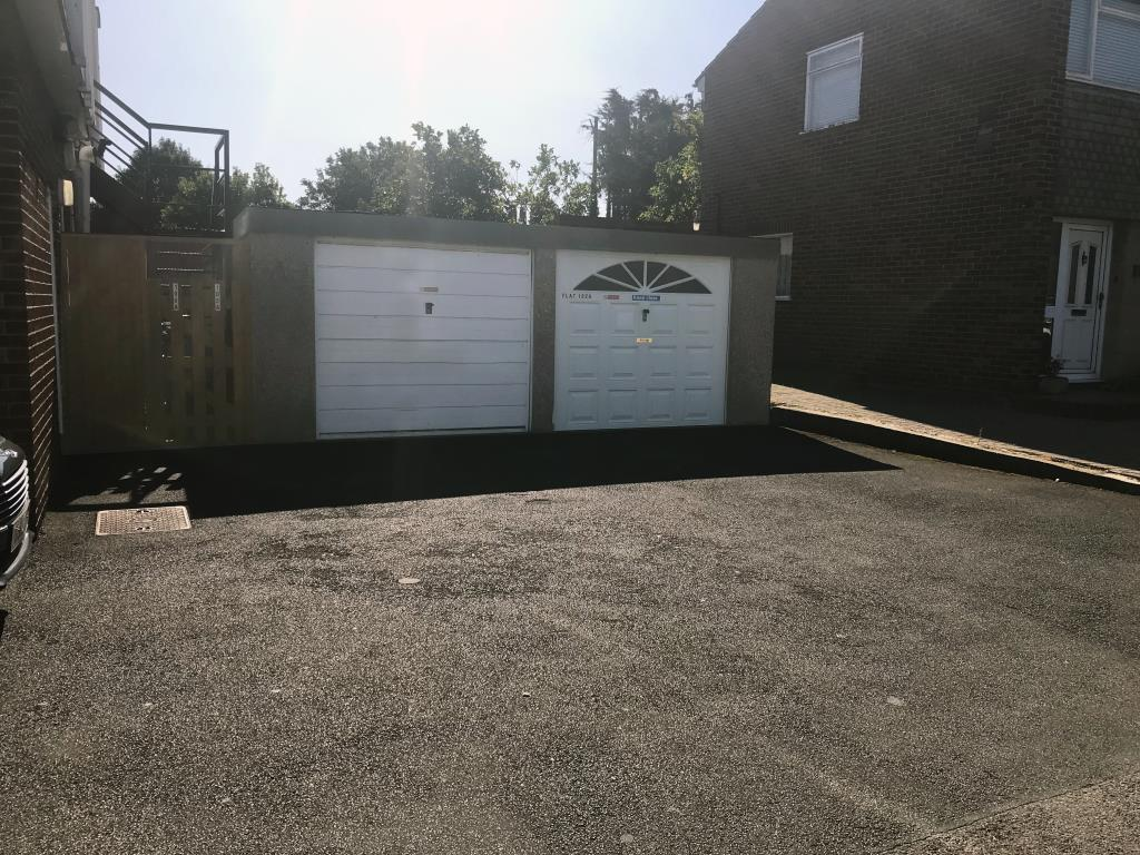 Mixed Commercial/Residential - Swale Area