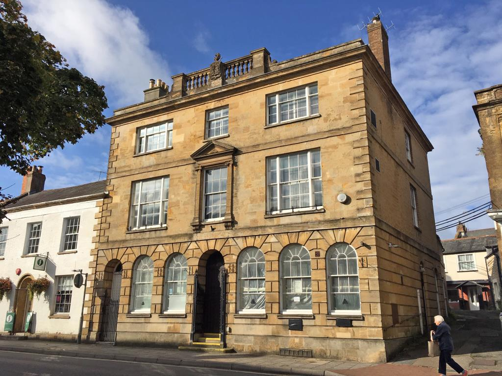 Vacant Commercial - Crewkerne