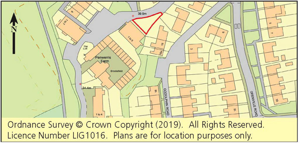Land with Planning - Cornwall