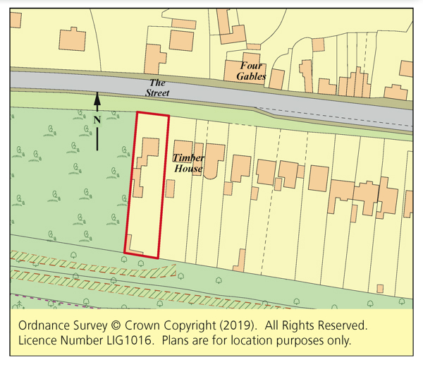 Land with Potential - Takeley, Bishop Stortford