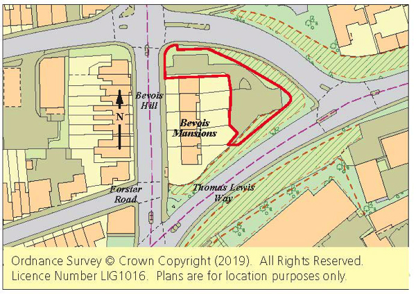 Land with Potential - Southampton Area