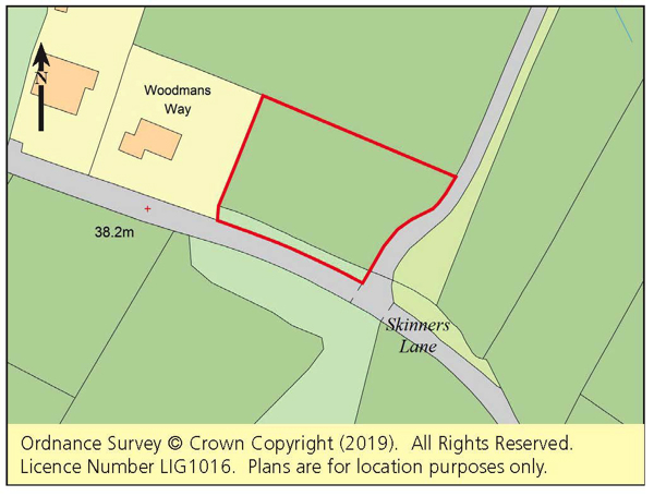 Land with Potential - Isle of Wight