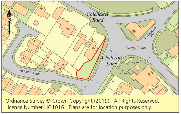 Land with Planning - Bognor Area