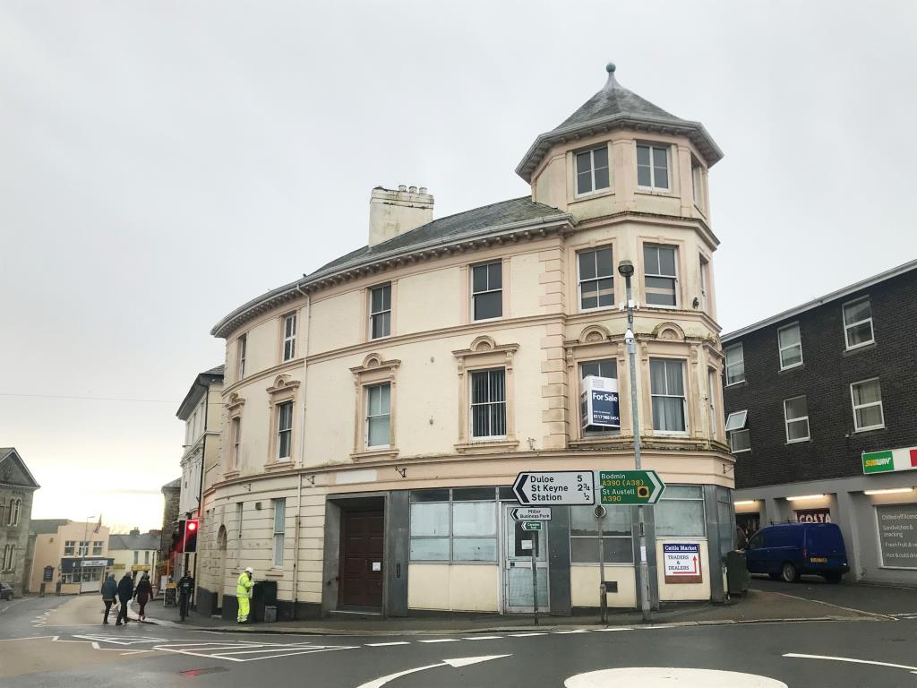 Vacant Commercial - East Cornwall