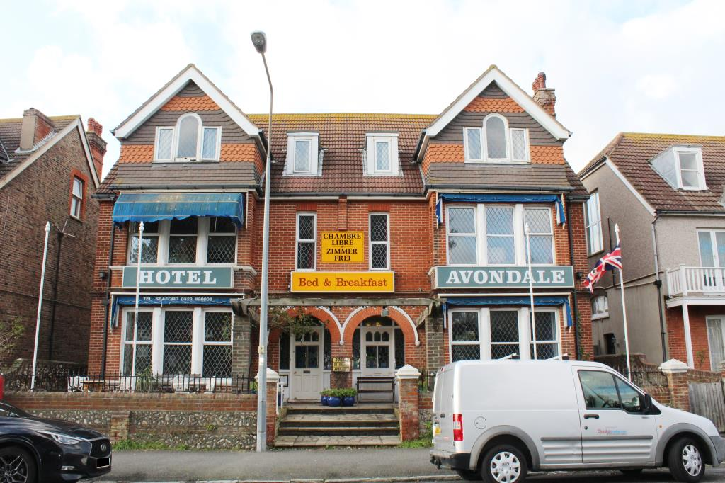 Vacant Commercial - Eastbourne Area