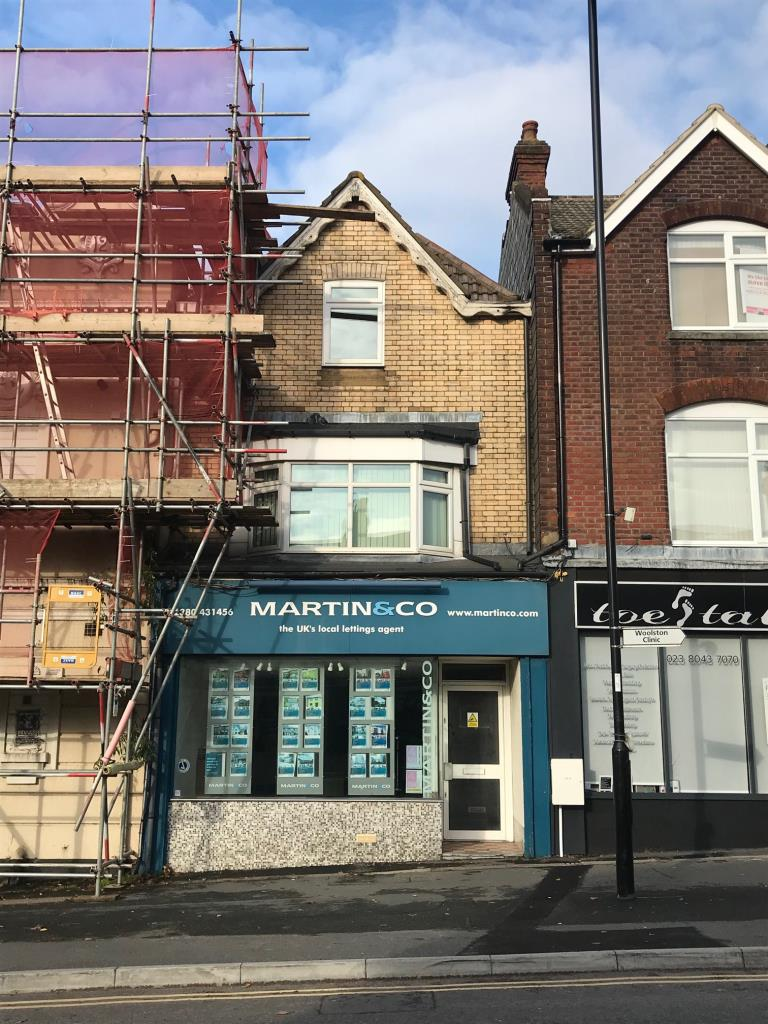 Vacant Commercial - Southampton Area