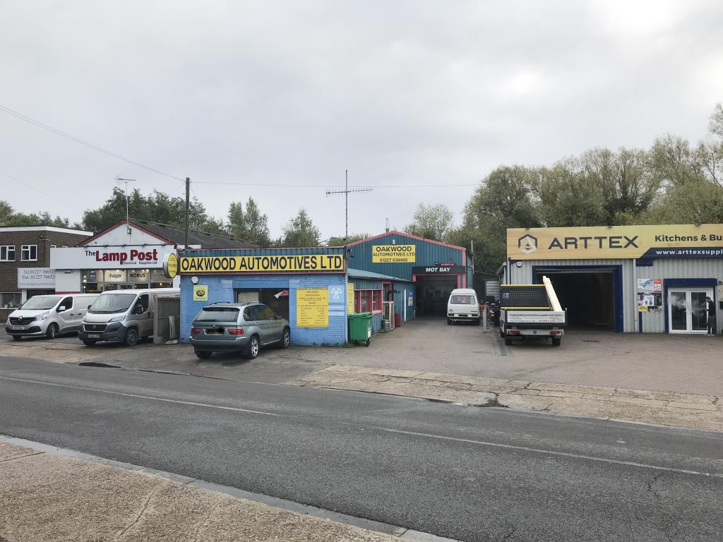 Commercial Investment - Canterbury Area