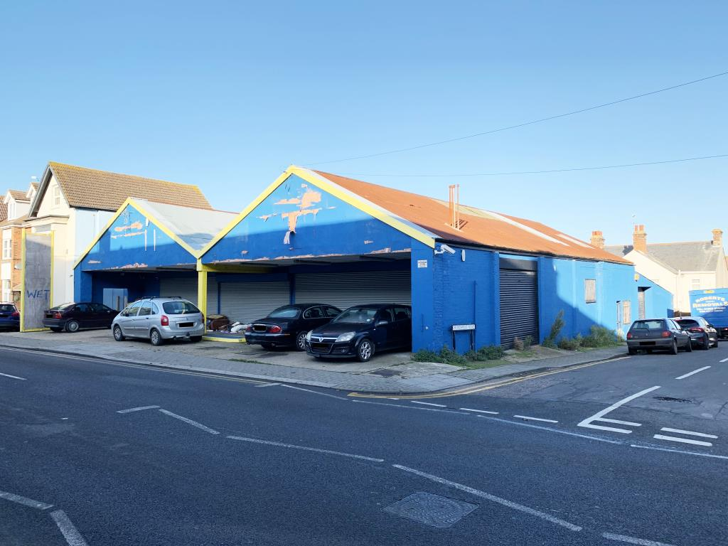 Land with Planning - Walton-on-the-Naze