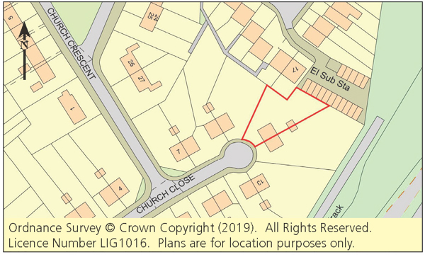 Vacant Residential - Mountnessing, Brentwood