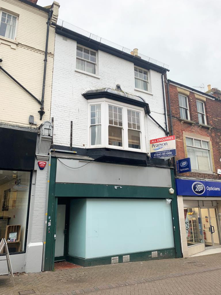 Vacant Commercial - Thanet Area