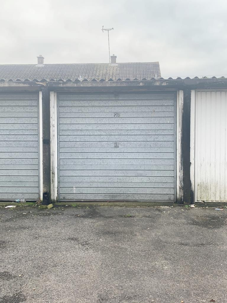 Garages - Swale Area