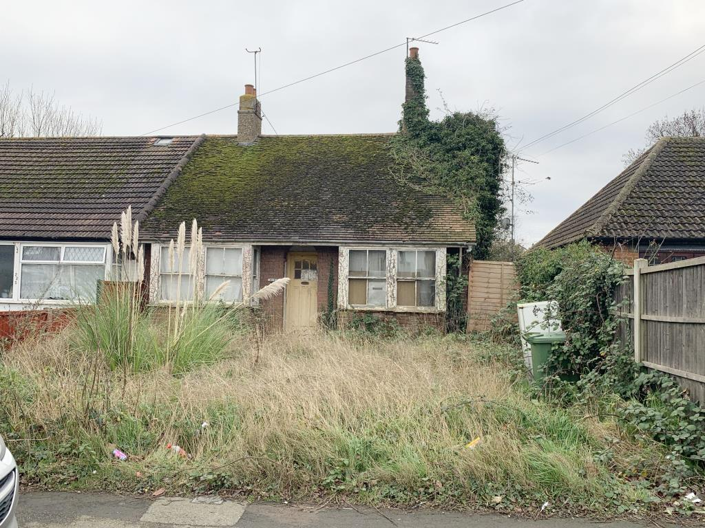 Vacant Residential - Swale Area