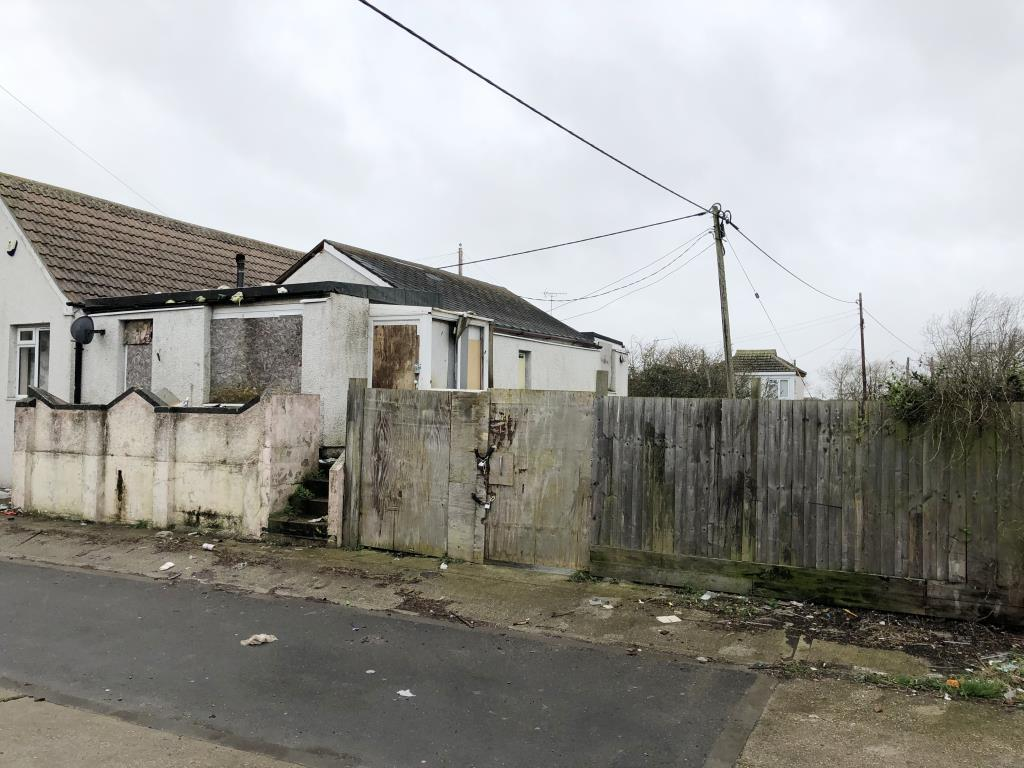 Vacant Residential - Jaywick