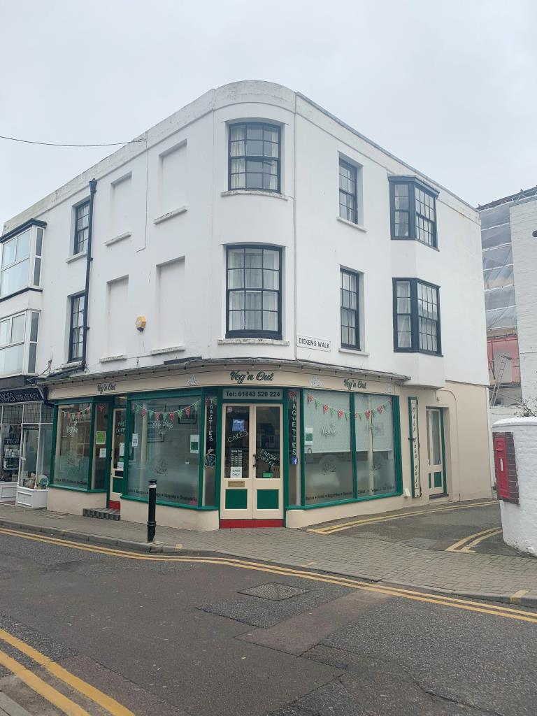 Mixed Commercial/Residential - Thanet Area