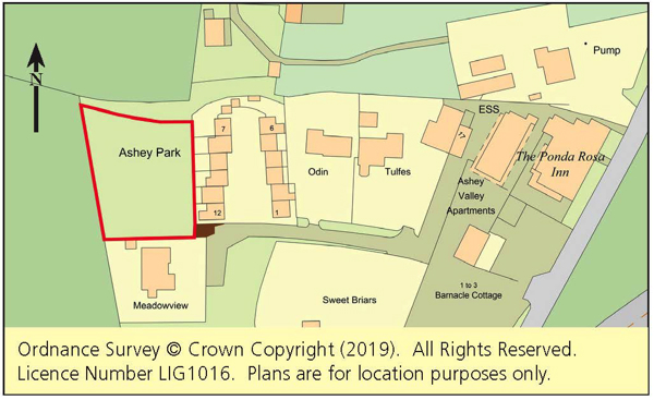 Land with Planning - Isle of Wight