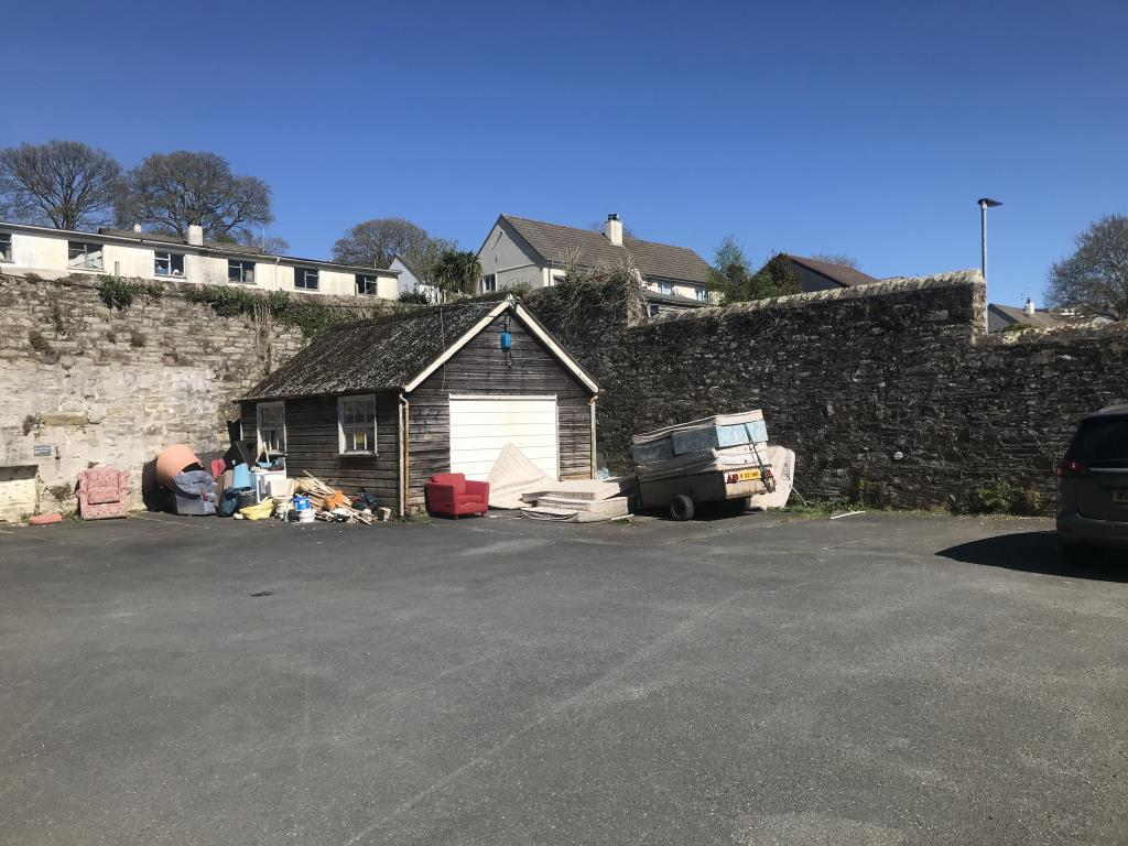 Land with Planning - Bodmin Area