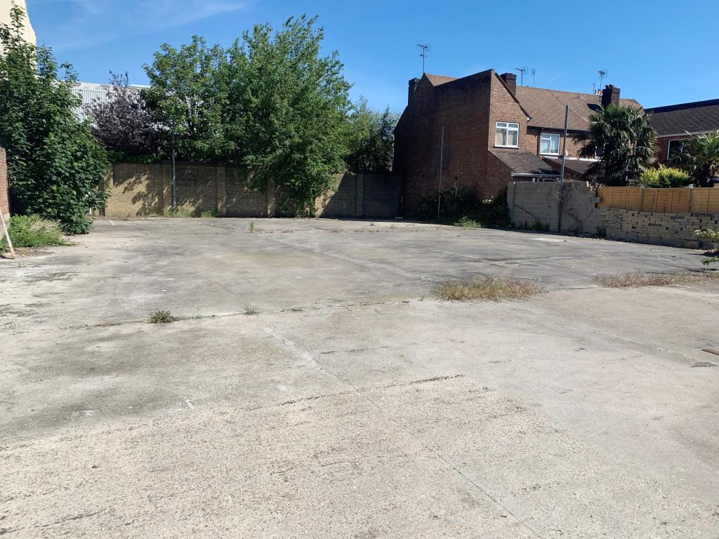 Land with Potential - Swale Area