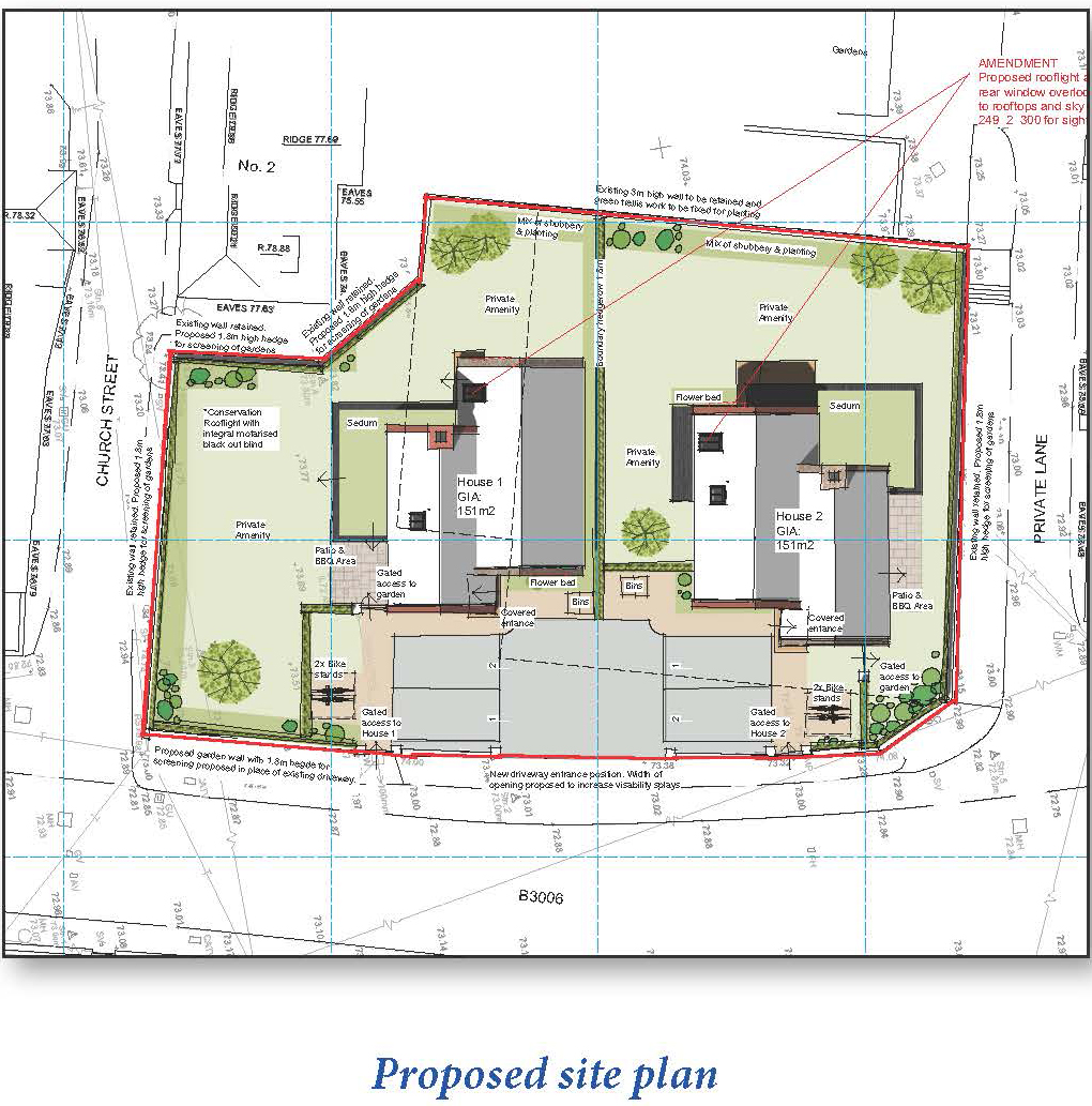 Land with Planning - Petersfield Area