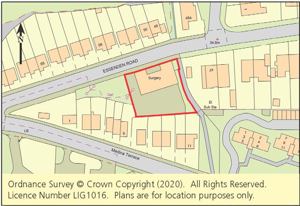Vacant Commercial - Hastings & St Leonards Areas