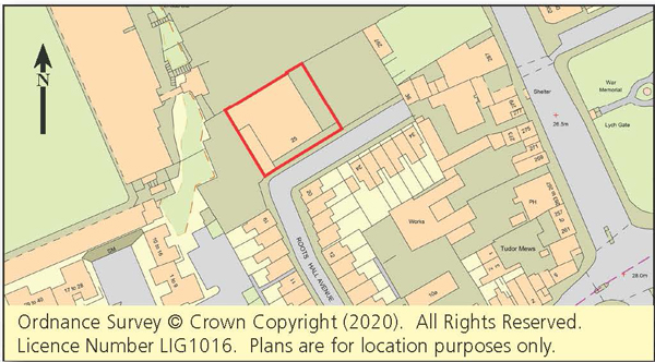 Land with Planning - Southend Area