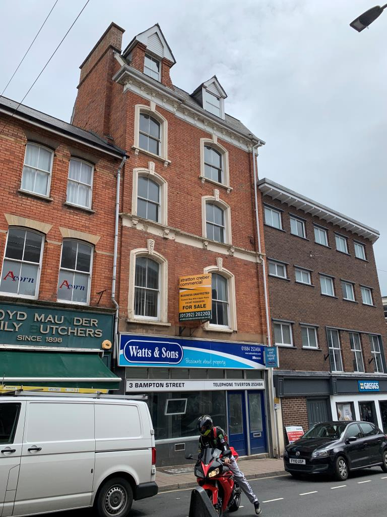 Vacant Commercial - Tiverton