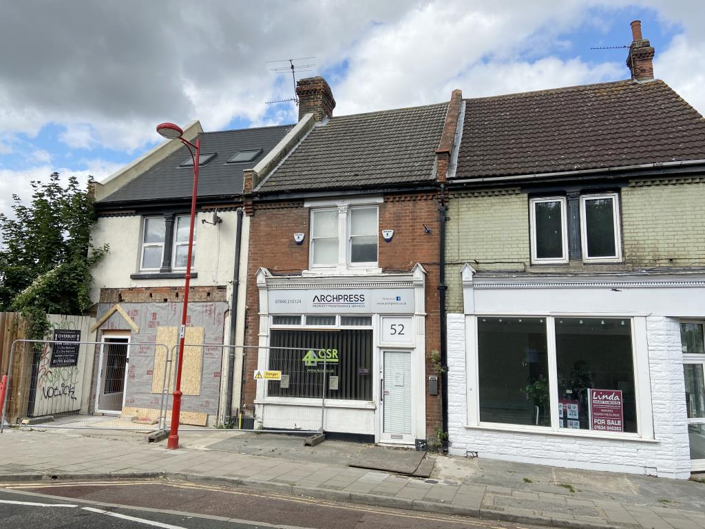 Flat Conversion - Medway Area