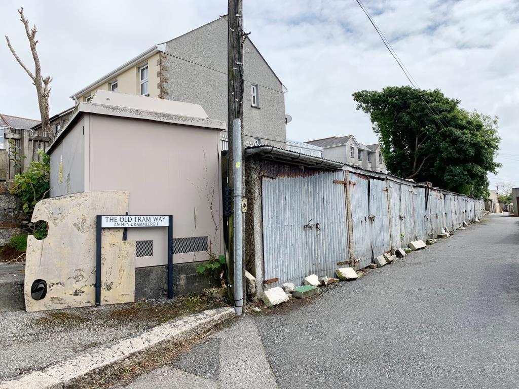 Garages - Redruth