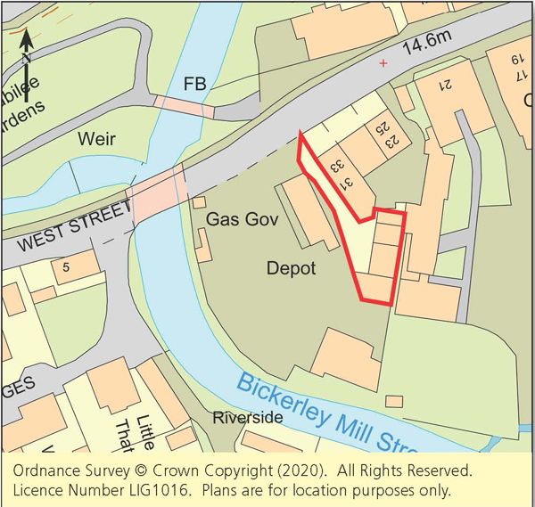 Land with Planning - Ringwood