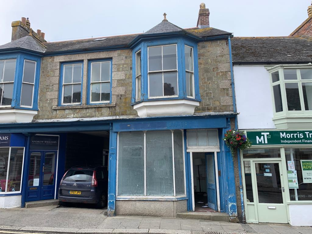 Mixed Commercial/Residential - Helston