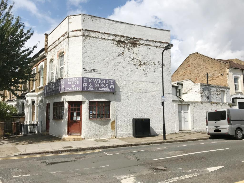 Vacant Commercial - London