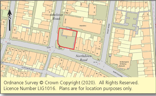 Land with Planning - Thanet Area
