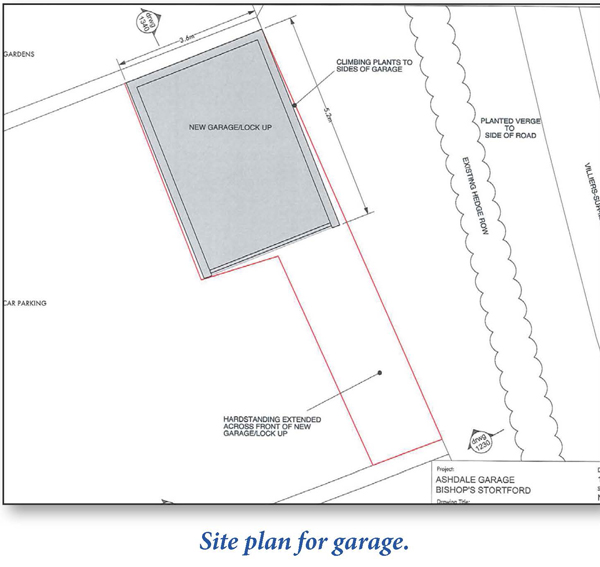 Land with Potential - Hertfordshire Area