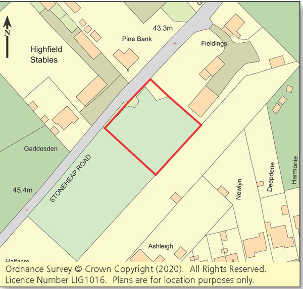 Land with Potential - Dover Area