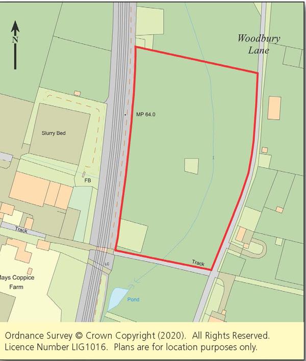 Vacant Land - Havant & Waterlooville Areas