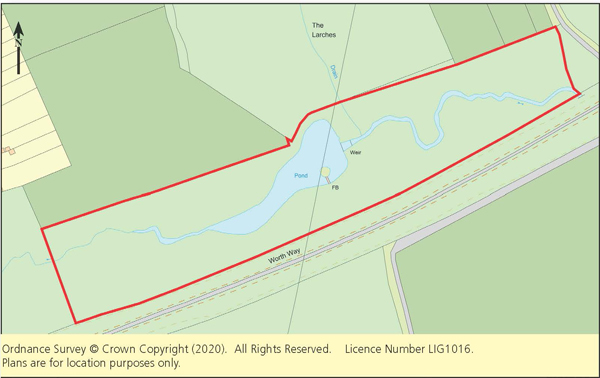 Land with Potential - Crawley Area