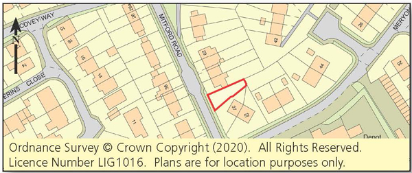 Land with Planning - Winchester Area