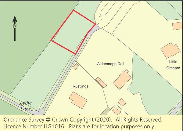 Vacant Land - Petersfield Area