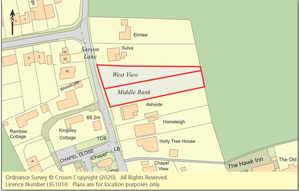 Land with Potential - Andover Area