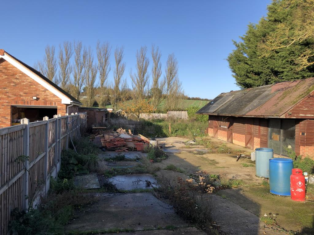 Land with Potential - Chelmsford Area