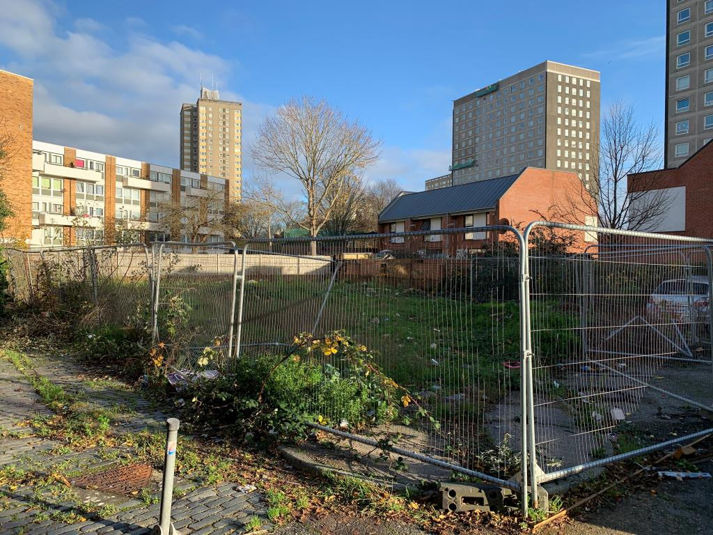 Land with Planning - Portsmouth Area