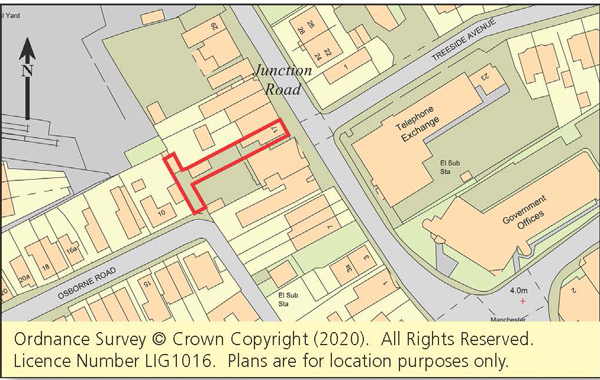 Vacant Commercial - Totton & Romsey Areas