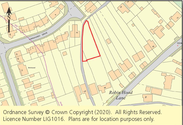 Vacant Land - Medway Area