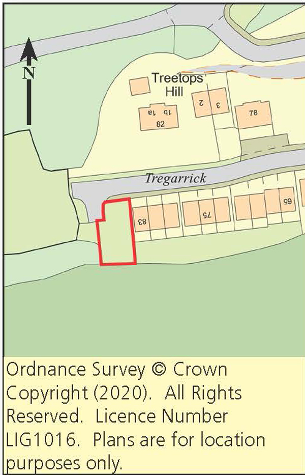 Land with Planning - Looe