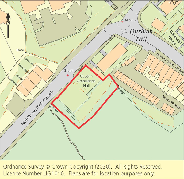 Land with Planning - Dover Area